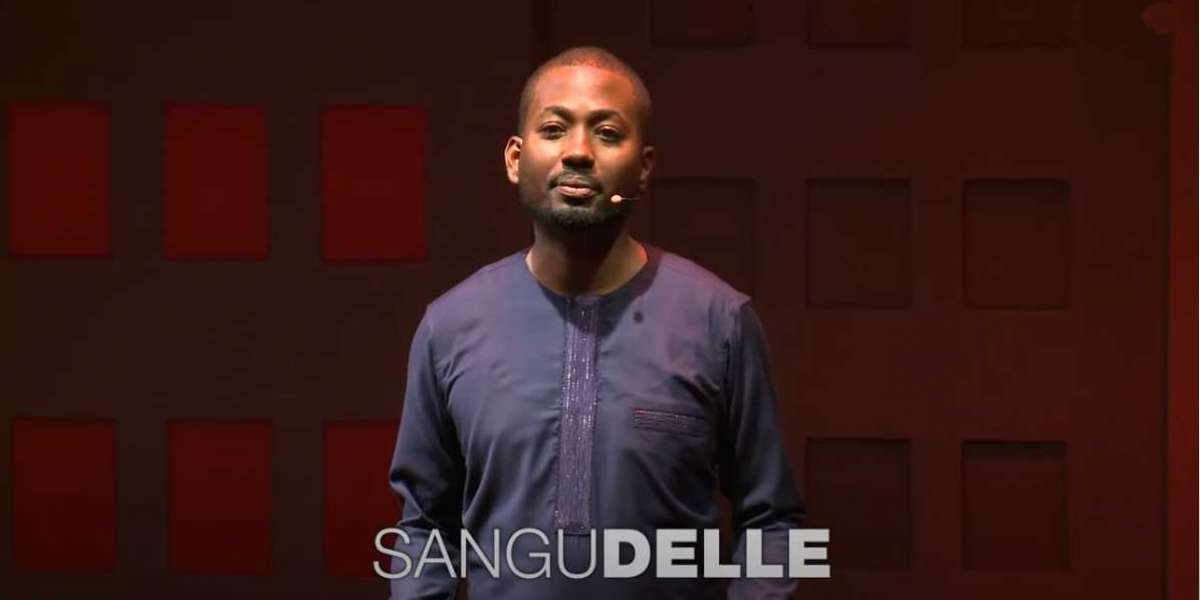 There's No Shame In Taking Care Of Your Mental Health – Sangu Delle.