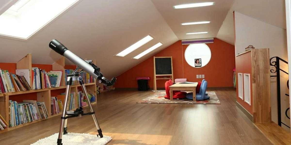 You'll Never Want to Come Down from These Attics