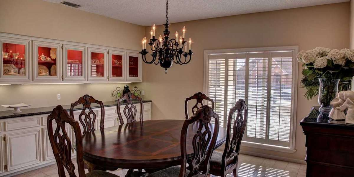 Before & After: Traditional Dining Room and Living Room Makeover