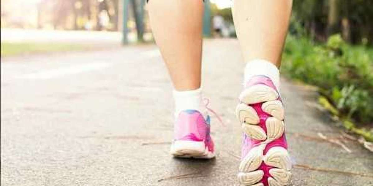 Find Hope with Mindful Walking Exercise