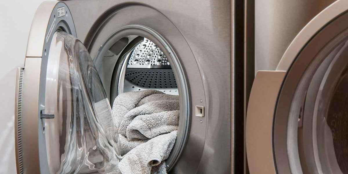 Electrolux Smart Boost Technology Washer and Dryer