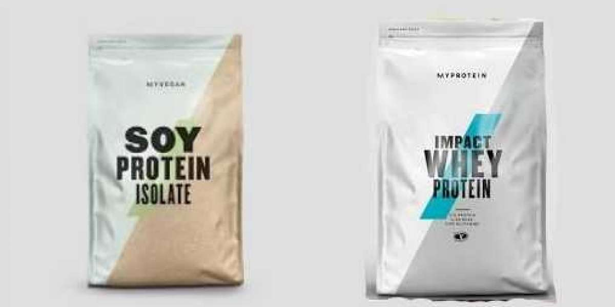 Soy Protein vs Whey Protein—What's Best For Your Goals?