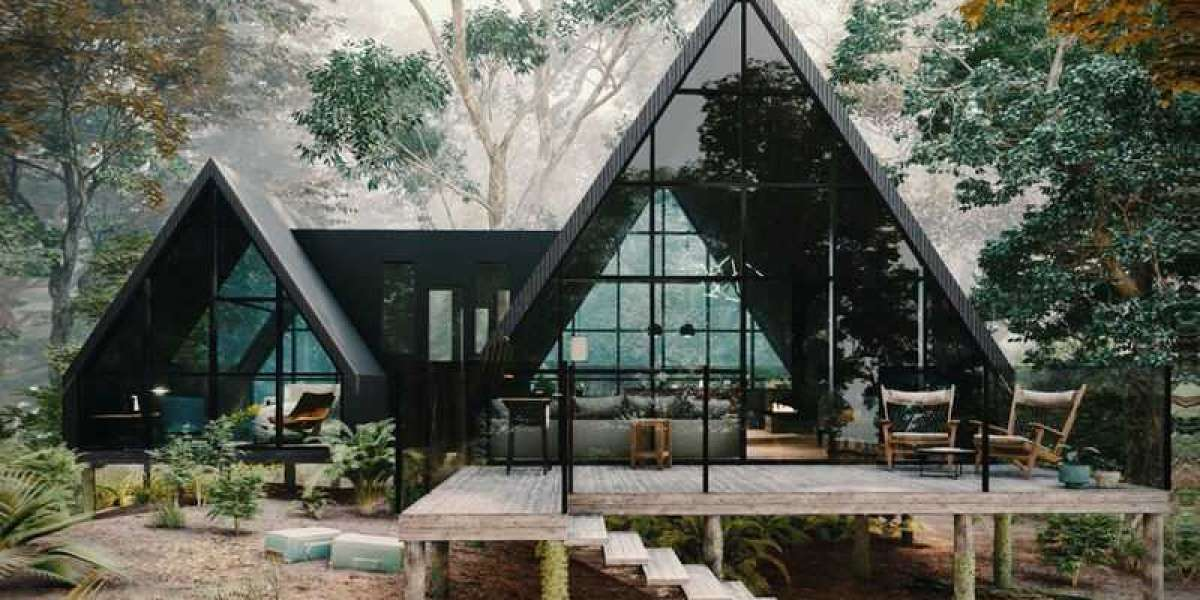 A-List Architecture: Why an A-Frame Cabin is an Ideal Second Home