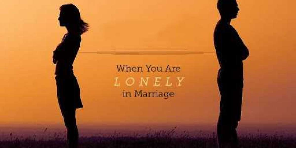Feeling Lonely In Your Marriage: Why & What To Do About It?