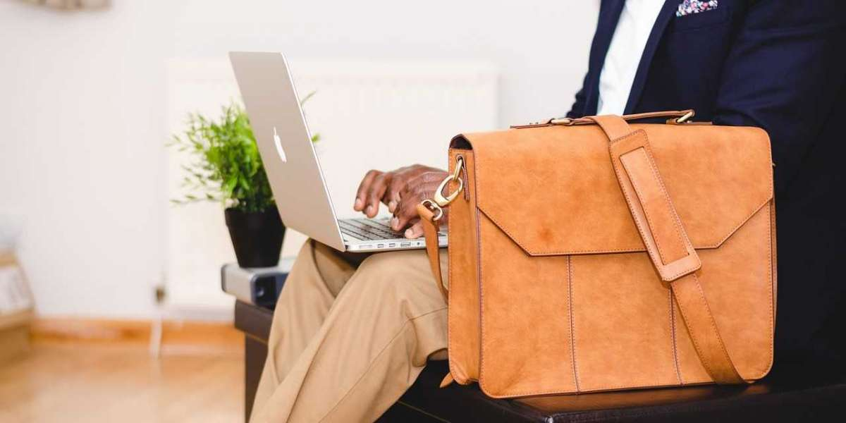 The 8 Best Stylish Work Bags For Men