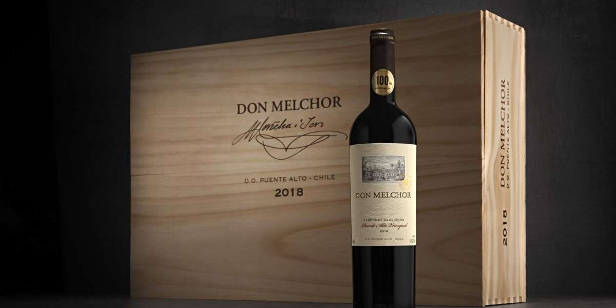 Don Melchor Wines: 100 Point Excellence