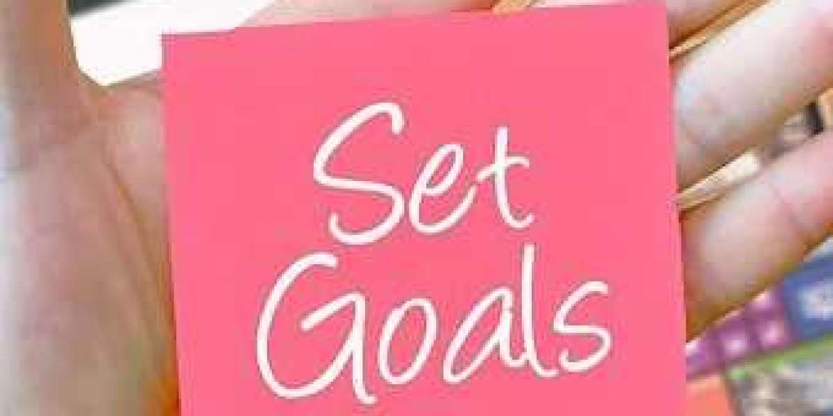 GET REAL ABOUT GOAL SETTING