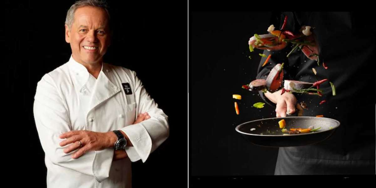 Good Taste With Wolfgang Puck