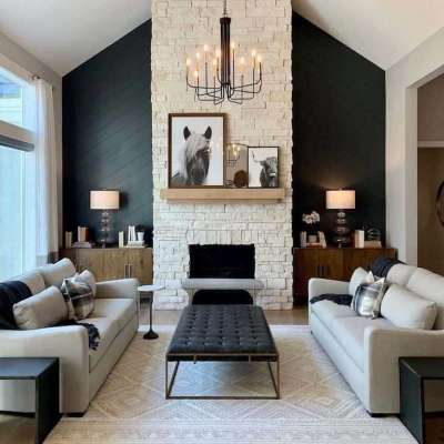 Farmhouse living room decor ideas that you can incorporate in your own home Profile Picture