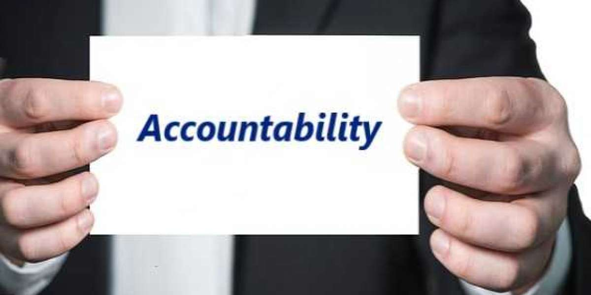 Your Personal Accountability System