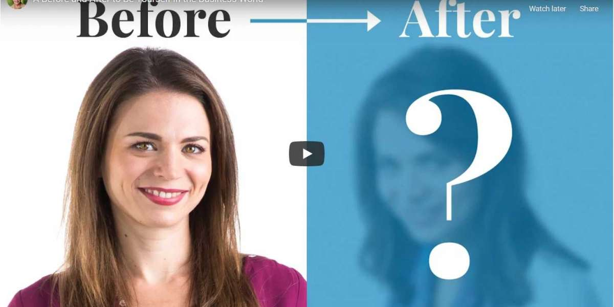 How to Be Soft & Powerful at Work: Gina's Before & After