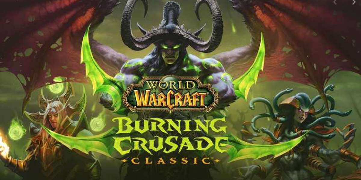 TBC Classic Gold in World of Warcraft Burning Crusade Classic