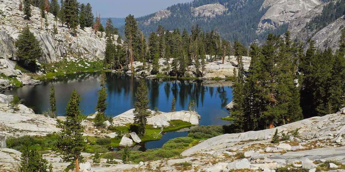 Trail Running in Sequoia and Kings Canyon National Parks