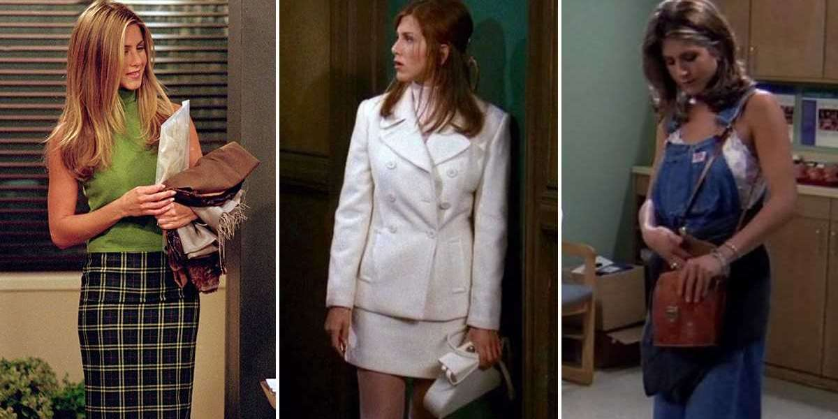 Rachel Green's Style Is Still Relevant 25 Years After Friends