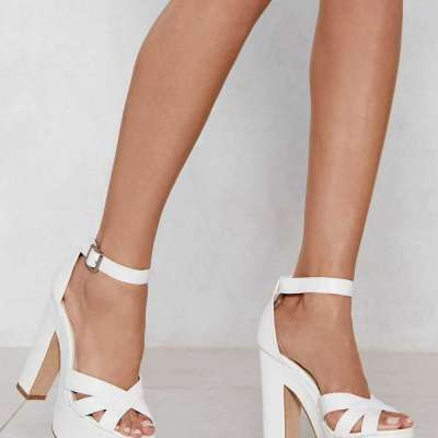 High and Mighty Platform Heel | Nasty Gal Profile Picture