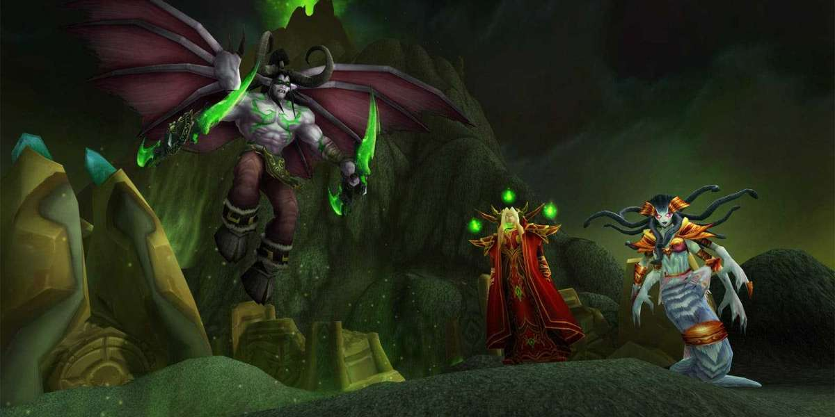 Tanks, Casters and Melees Guide in WoW Classic TBC