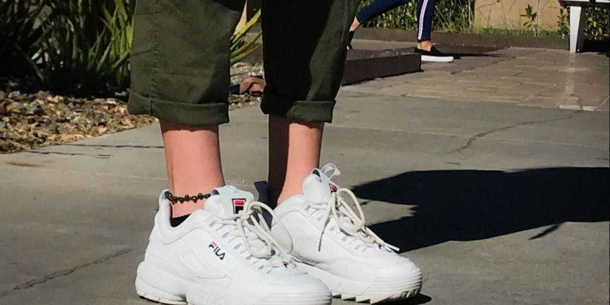 Why Chunky Sneakers Are So Popular & How To Wear Them In Style