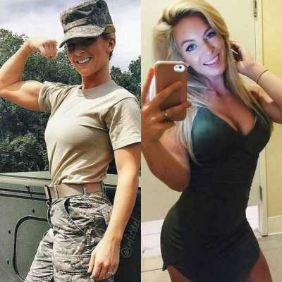 Hot Girls In and Out of Uniform That Are Making Our Pants Tight (27 Images) Profile Picture