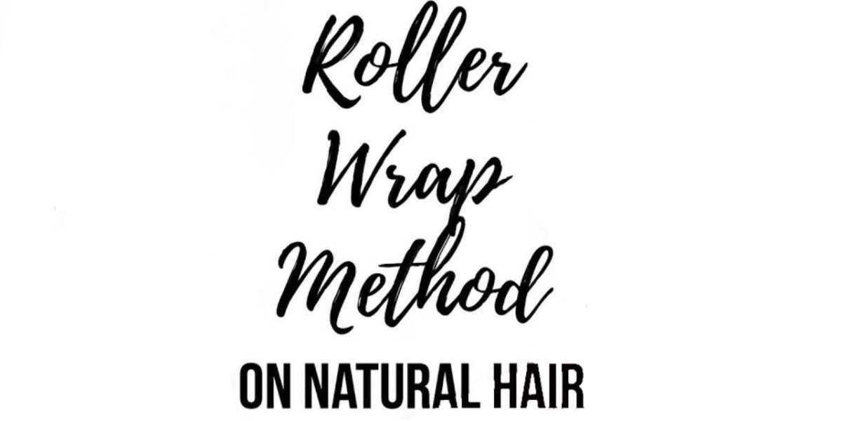 STRAIGHTEN YOUR HAIR WITH THE SILK ROLLER WRAP METHOD