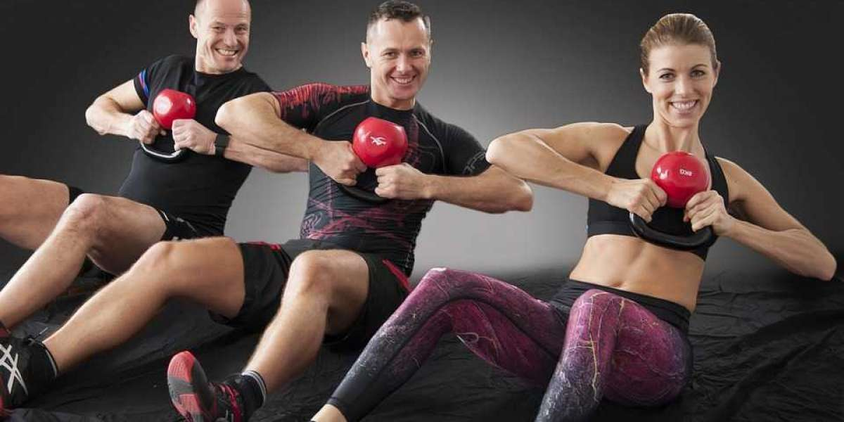 CRUSH IT KETTLE-BELL WORKOUT