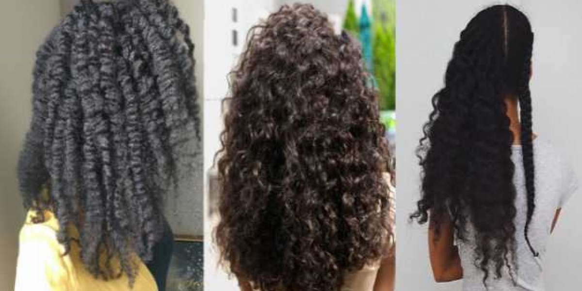 REVIVE AN OLD HAIRSTYLE WITH A BRAID OUT