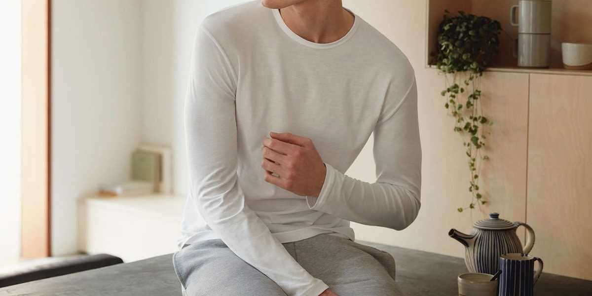 MEN'S LOUNGEWEAR ESSENTIALS (9 MUST HAVE ITEMS TO RELAX IN STYLE)
