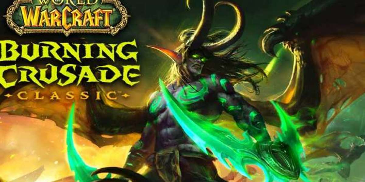 The upcoming raid in WoW TBC Classic
