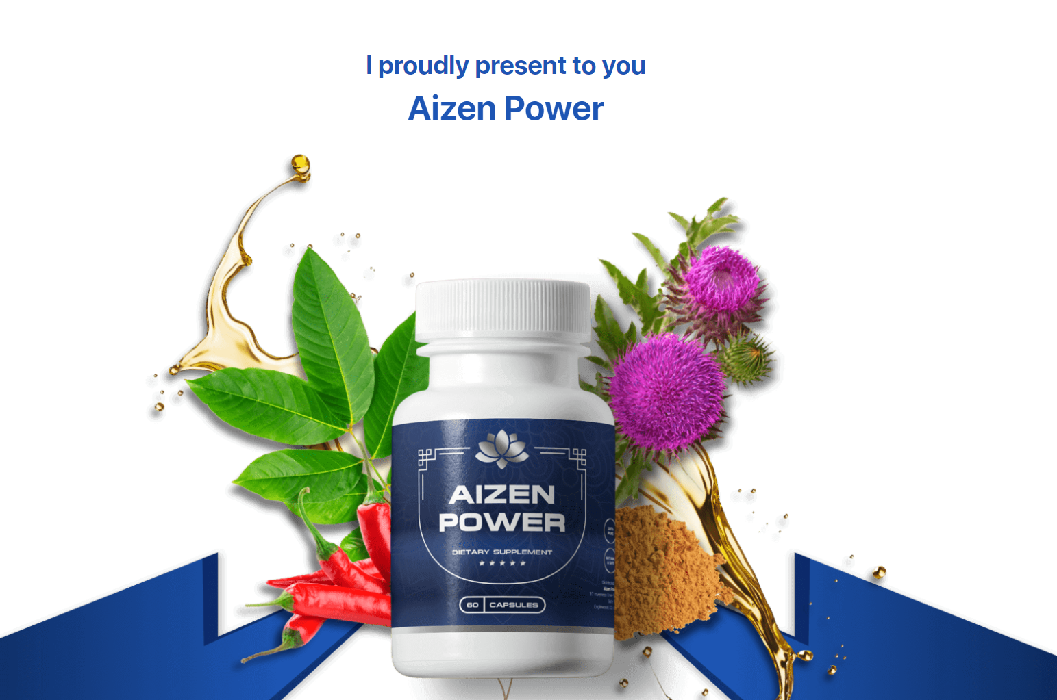 Aizen Power Male Reviews - Easiest Way To Boost Sex Drive & Stamina!