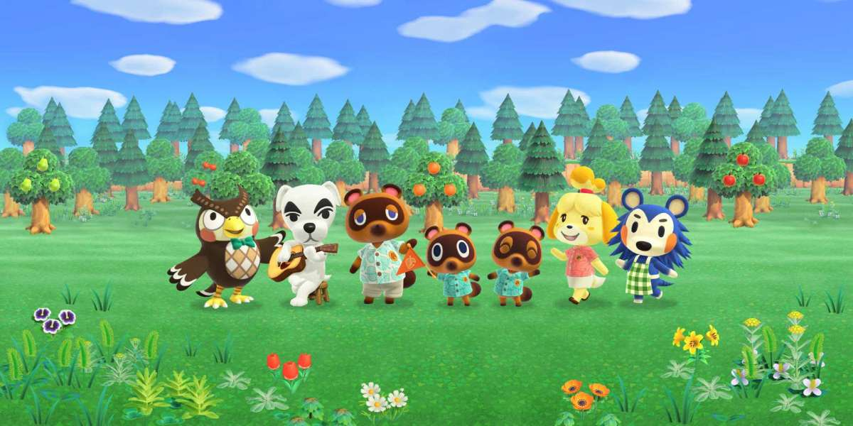 Animal Crossing: New Horizons was the maximum tweeted approximately recreation for the duration of the first half of of