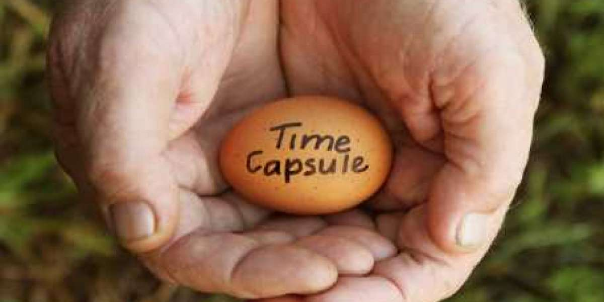 How a Time Capsule Can Make You Happier