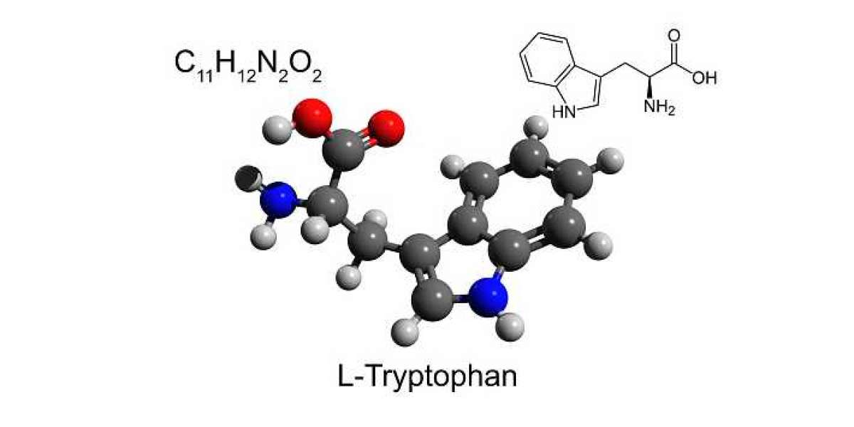 What is tryptophan? Can it help feel and sleep better and improve your memory?