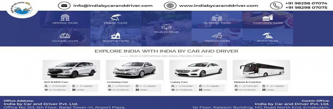 India by Car and Driver