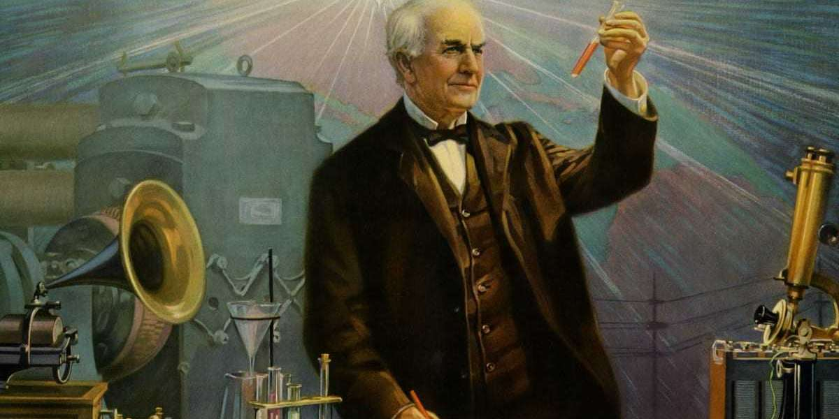 Thomas Edison Quotes And Life Story