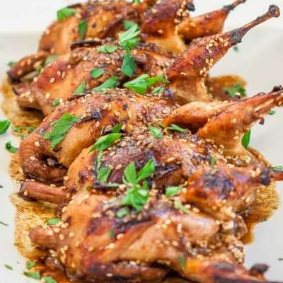 Asian Style Roasted Quail Profile Picture