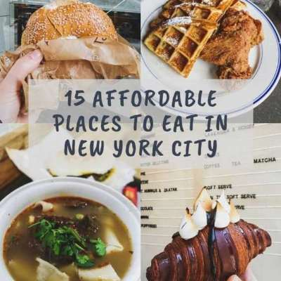15 Awesome & Affordable Places to Eat in NYC: Breakfast, Lunch, Dinner Profile Picture