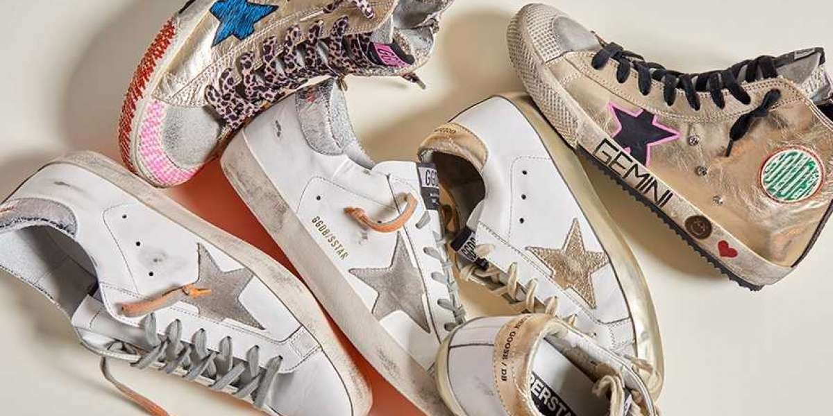 Golden Goose Shoes I opted
