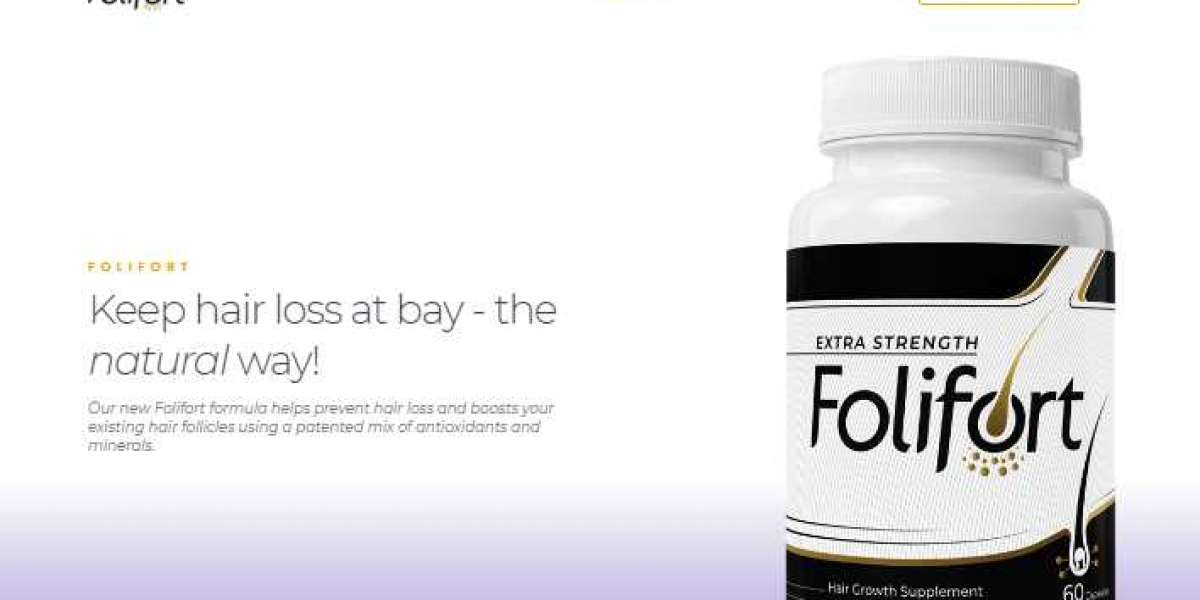 FoliFort Hair Supplement: Review | Its Really Works Or Its Scam |