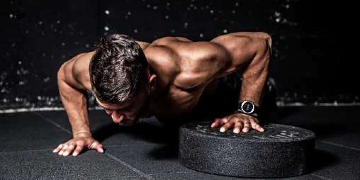 BODYWEIGHT ECCENTRIC OVERLOAD FOR STRENGTH, SIZE, & POWER