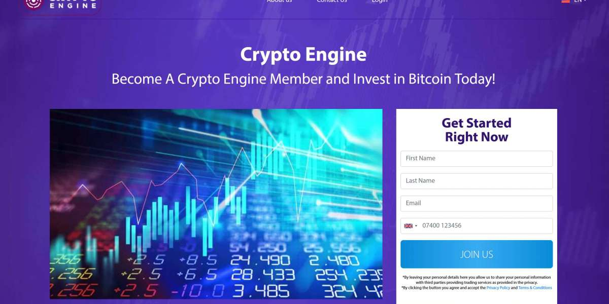 How To Register With The Crypto Engine UK?