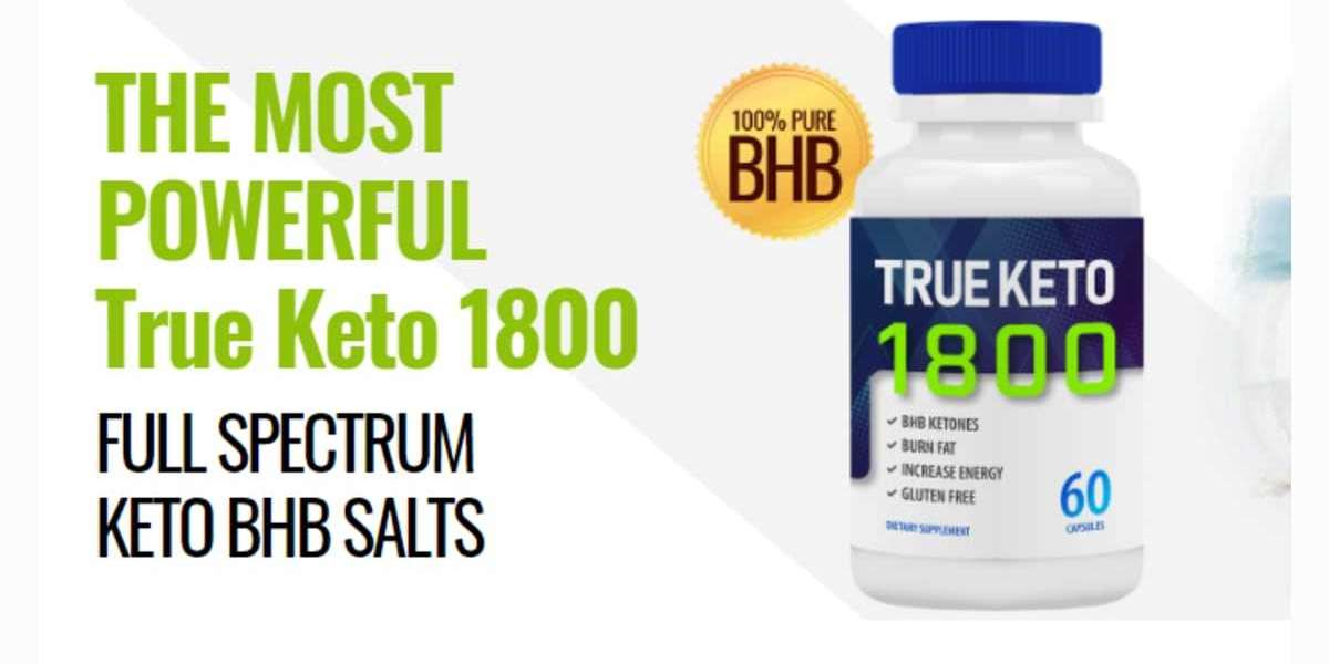 True Keto 1800 Review: Benefits & Best Price For Sale!