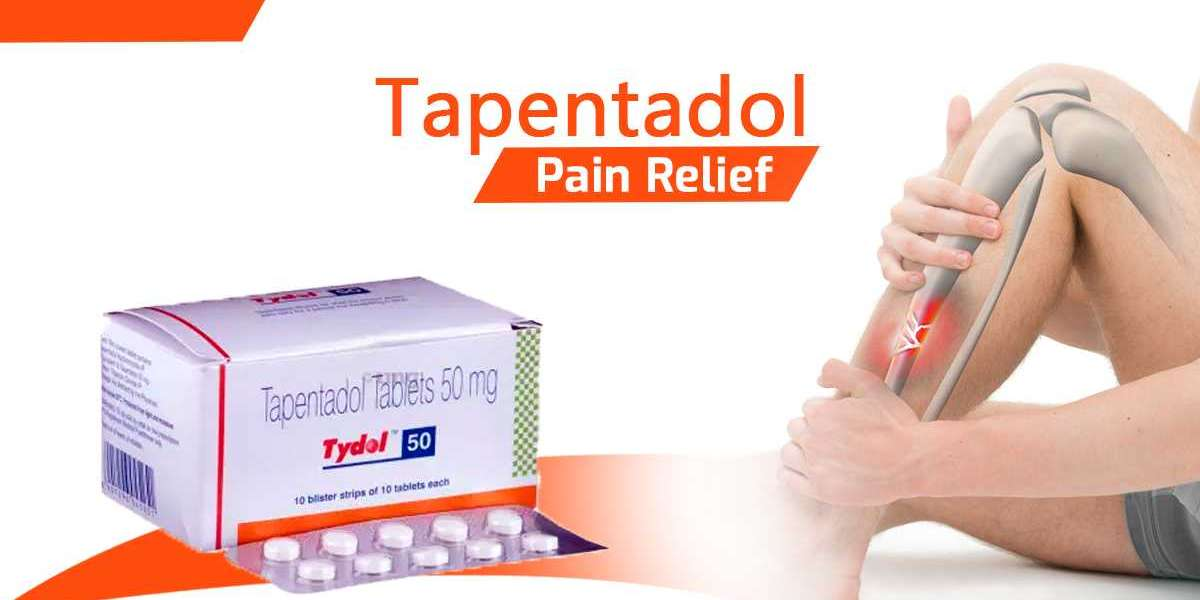 What is Tapentadol and how does it work?