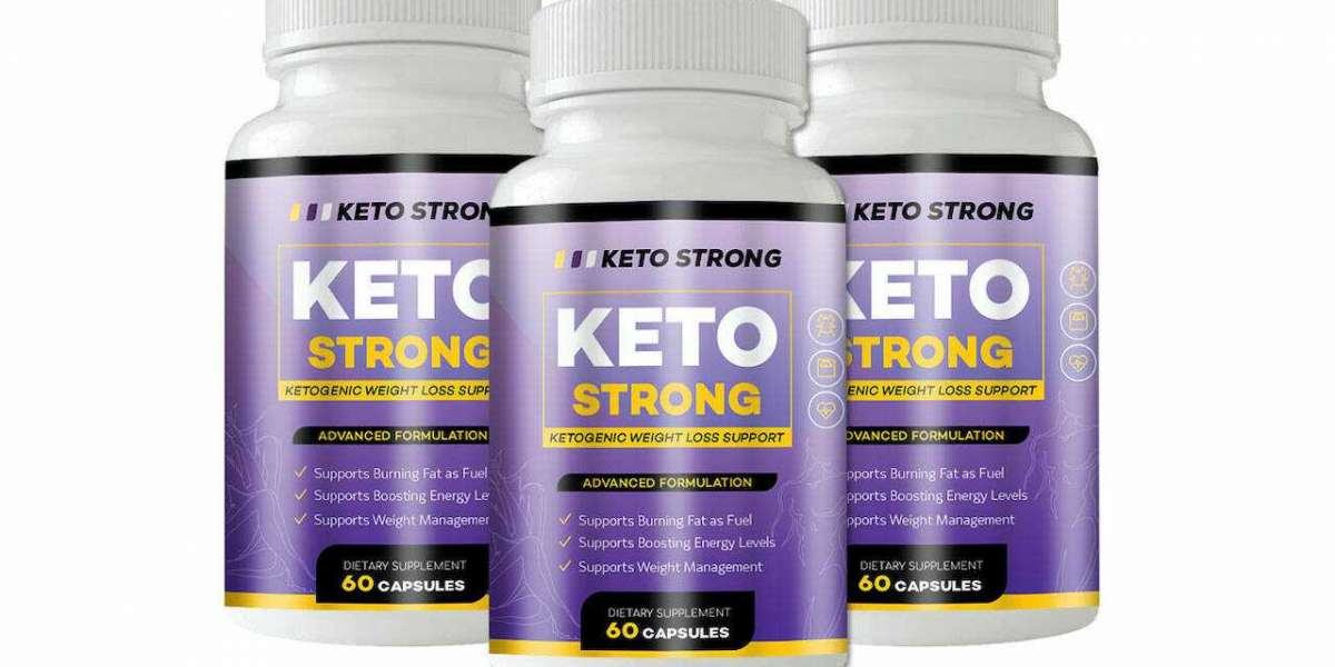 How Keto Strong Reviews Is Going To Change Your Business Strategies.