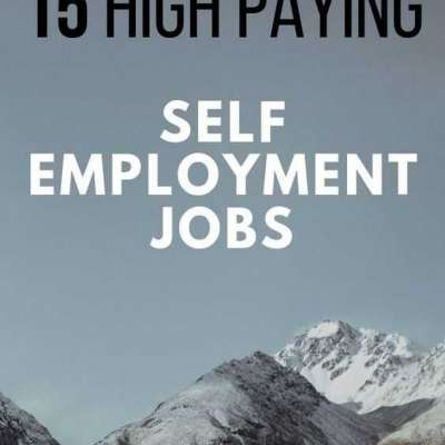 Top Self Employment Ideas Business Opportunities From Home Profile Picture