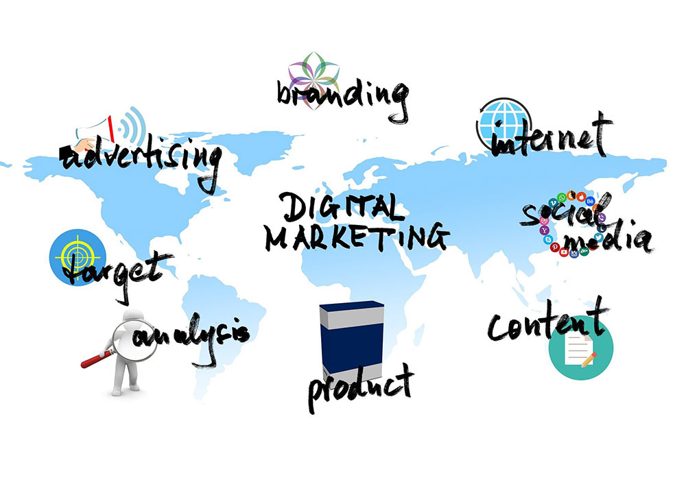 The 8 advantages of digital marketing for your company - Gajabnews