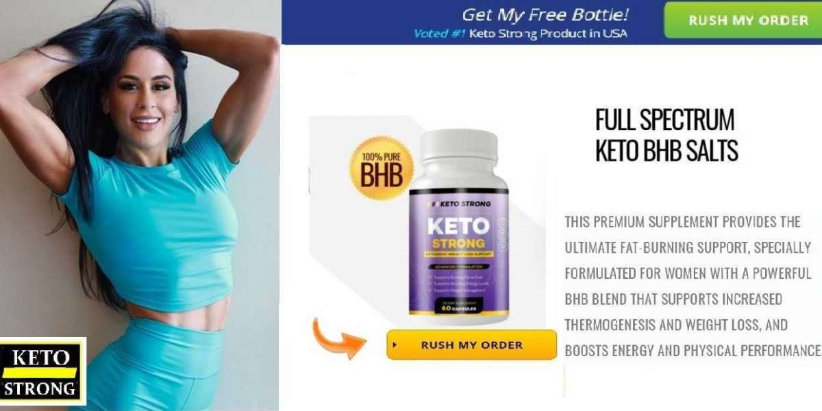 Keto Strong Reviews: Is It Legit or Scam?