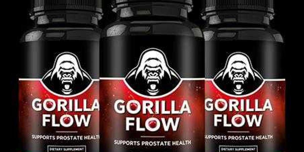 Gorilla Flow Reviews (Official Offer) Pills Best Price For Sale!!