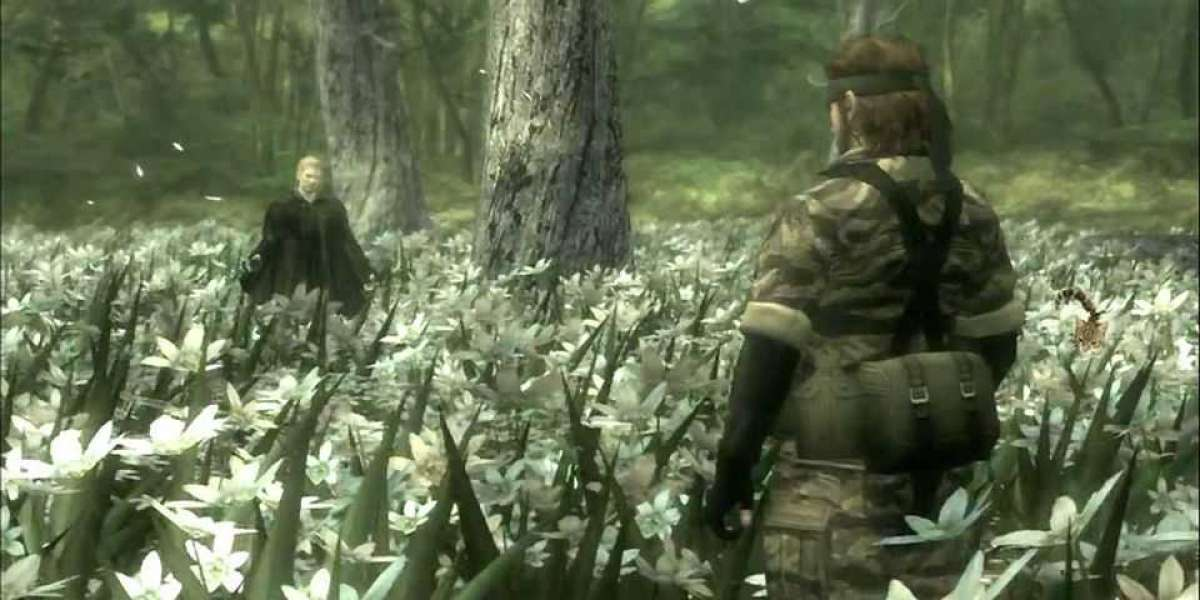 Metal Gear Solid 3 developer rumored to confirm unannounced AAA remake