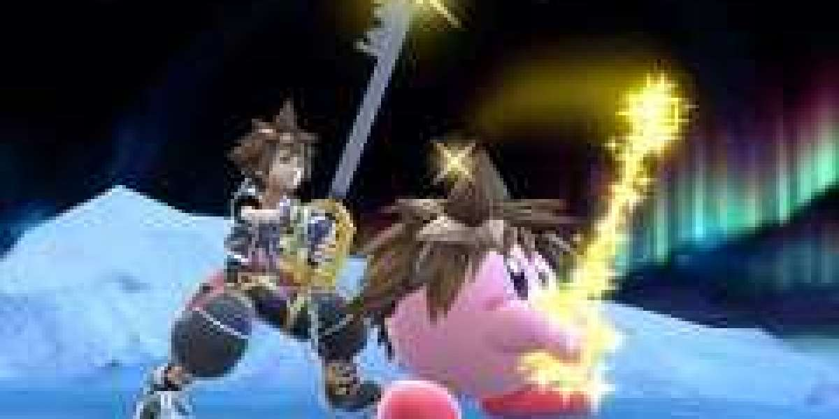 Super Smash Bros. Ultimate Explains Why Kirby Doesn't Get A Keyblade When He Absorbs Sora